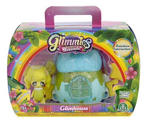 Giochi Preziosi Rainbow Friends, Glimhouse Ghianda con Glimmies Esclusiva Rodina, GLN04200