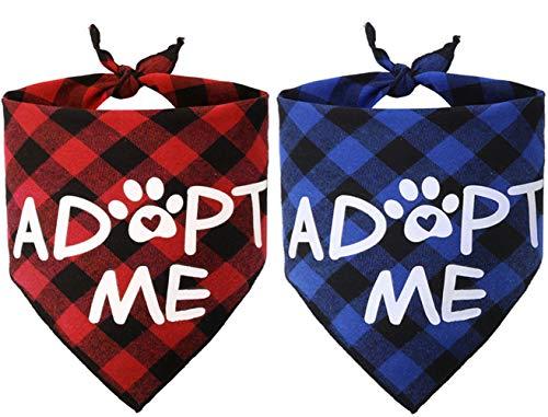 JPB 2 Pack Adopt Me Dog Bandana