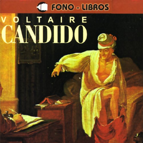 Candido [Candide] audiobook cover art