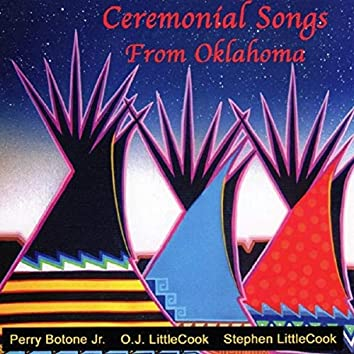 Ceremonial Songs from Oklahoma