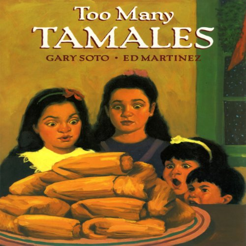 Too Many Tamales cover art