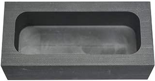 Graphite Ingot Mold Melting Casting Mould for Gold Silver Nonferrous Metal (D2kg)