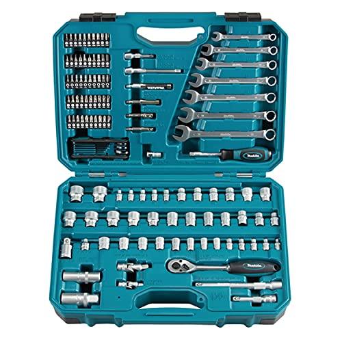 Makita E-06616 Werkzeug-Set 120-tlg