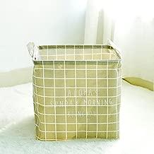 iTemer Cotone portaoggetti Funziona Come Baby Storage e Giocattolo organizzatore Universale Domestici Organizer portaoggetti