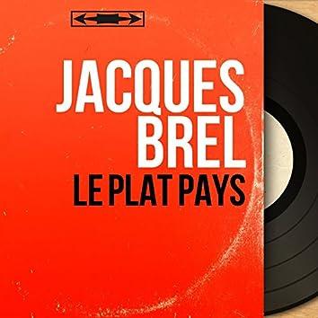 Le plat pays (feat. François Rauber et son orchestre) [Mono Version]