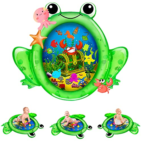 Kaome Wassermatte Baby Wasserspielmatte BPA-frei...
