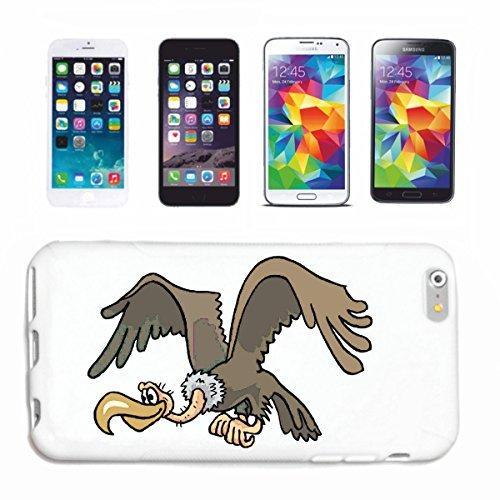 Funda para iPhone 6+ Plus, diseño de fantasmas en volar, dibujos animados, divertido, película de culto, película de dibujos animados, divertido, funda rígida