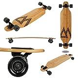 Magneto Longboards - Carbon Fiber Downhill Cruiser W Concave Deck