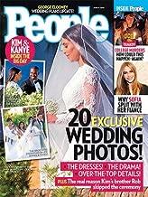 People Magazine June 9 2014 Kim Kanye Wedding
