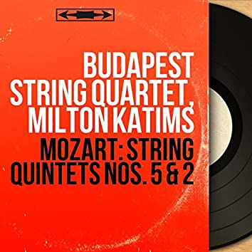 Mozart: String Quintets Nos. 5 & 2 (Mono Version)