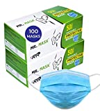USAGE: These masks are disposable and should be disposed after use. Do not reuse for better protection and hygiene. Lightweight masks are easy to ear and are comfortable which enables easy breathing while any activity. Apply new one every 2-4 hours f...
