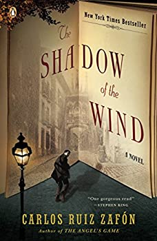 Paperback The Shadow of the Wind Book