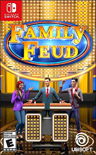 Family Feud - Nintendo Switch Standard Edition
