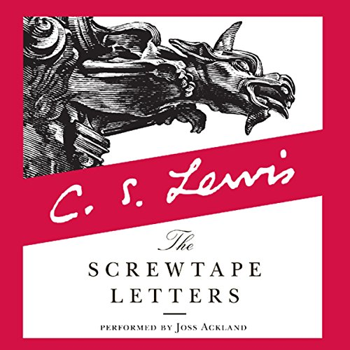 The Screwtape Letters                   By:                                                                                                                                 C. S. Lewis                               Narrated by:                                                                                                                                 Joss Ackland                      Length: 3 hrs and 59 mins     3,558 ratings     Overall 4.6