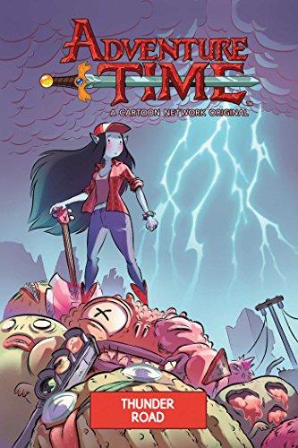 Adventure Time Original Graphic Novel Vol. 12: Thunder Road: Thunder Road (Adventure Time (Kaboom!))