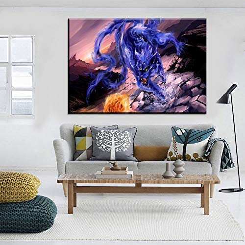 Puzzles 1000 Piece, Anime Picture Art Jigsaw Puzzle Home Decoration Educational Intellectual Games Toy, for Adults Children 50x75cm