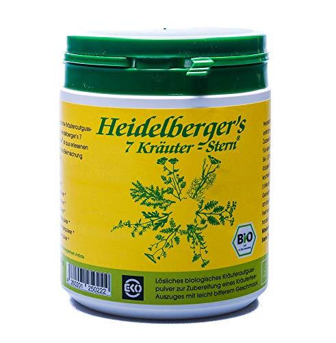 Heidelberger's 7-Kräuter-Stern Bio 250g
