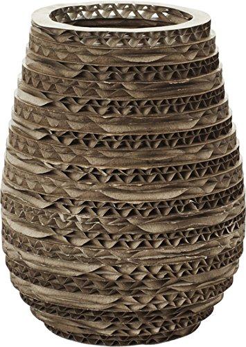 Duni Kerzenhalter aus Pappe für LED Feel 120x110mm