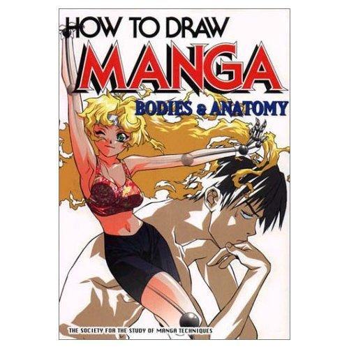 How to Draw Manga: Bodies & Anatomy