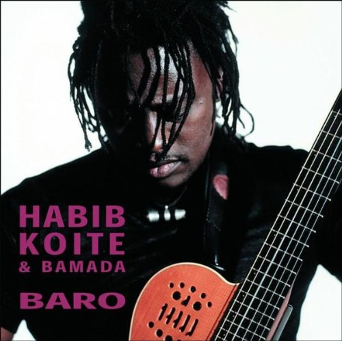 Habib Koité Bamada Baro - novo lacrado original