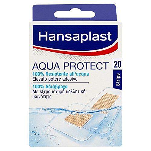 Hansaplast Aqua Protect Waterdichte 2 formaten - 20 stuks