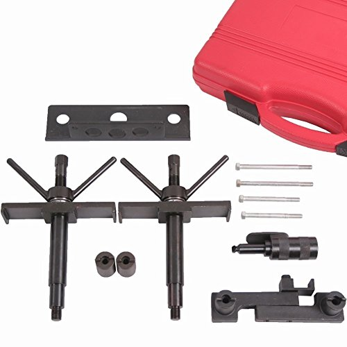 ABN Camshaft Locking Tool, Crankshaft Tool, Timing Tool Alignment Kit, Cam Lock Tool Set – Compatible with Volvo