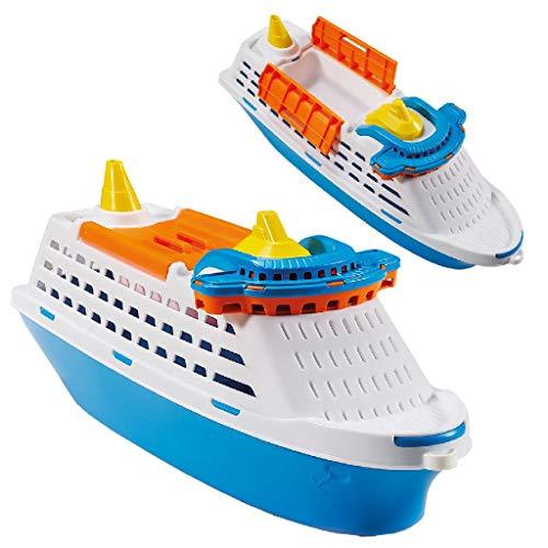 ADRIATIC- Cruise Crucero, Color Azul, Blanco, Amarillo (835)