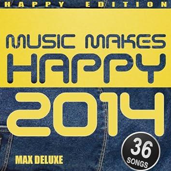 Music Makes Happy 2014 (Happy Edition)