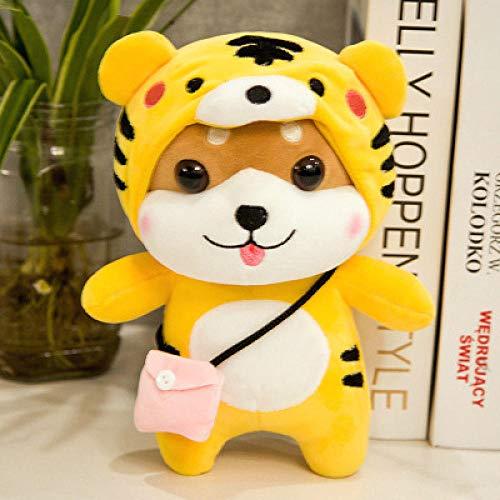 CPFYZH Muñeca Transformación Hámster Juguete de Peluche Niña Muñeca de Tela Ratón Muñeca Mascota-Ratón Hamster_50 Cm
