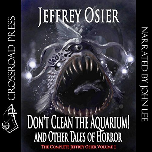Don't Clean the Aquarium! audiobook cover art