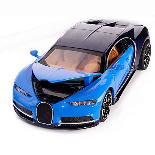 tianluo Children's Toy car Model Scale Wheels Pull Back diecast Super Sport Cars Metal Model -  Tianluo6974752415075