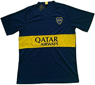 Boca Juniors Men's Soccer Jersey .New