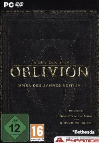 The Elder Scrolls IV: Oblivion - Spiel des Jahres Edition [Software Pyramide] - [PC]