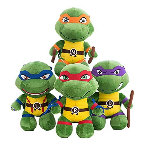 \t Tortugas Ninja Juguetes Peluches TMNT...