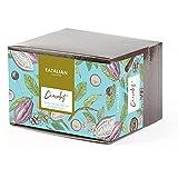 EATALIAN by AMZ BETTER Mezcla en Polvo para Chocolate Caliente Sin Azúcar, Caja de 10 sobres x 30 g Monodosis, Made in Italy, Sin gluten, Sin colorantes, Vegano (Sugar Free)