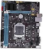 KASILU Dlb0216 B75 LGA 1155 DDR3 RAM USB 3.0 2.0 Soporte de la Placa Core i3 i5 i7 Quad CPU Dual Channel Desktop Computer Computer Alto Rendimiento