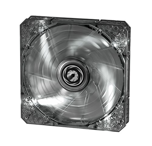 BitFenix 140mm Spectre PRO Fan con LED bianco - Nero