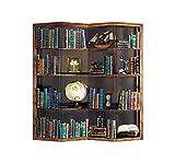 Fine Asianliving biombo Separador Divisor Habitación Biombos de Dormitorio Tela Biombos Diseño Separador de Ambientes...