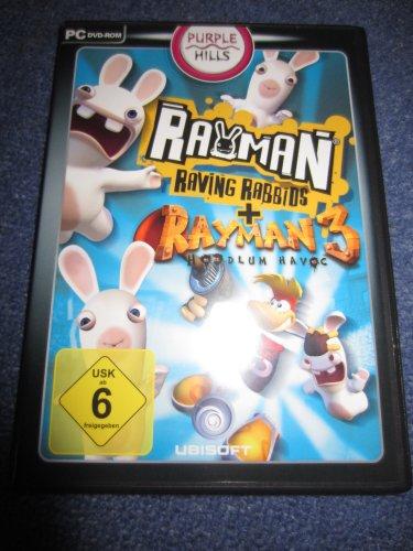 Rayman (Rayman Raving Rabbids / Rayman 3) [Importación alemana]