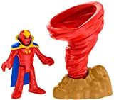 Fisher-Price Imaginext DC Super Friends, Red Tornado