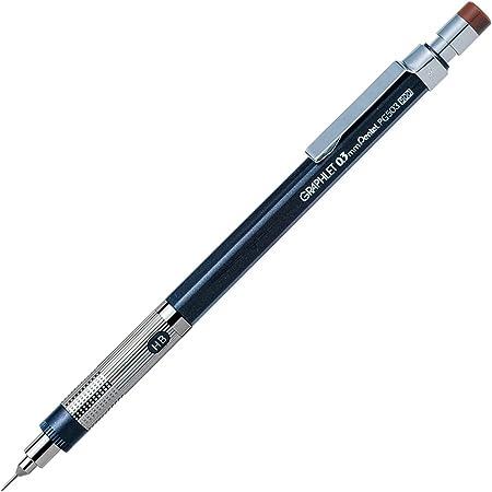 ぺんてる シャープペン グラフレット PG503-ED 0.3mm