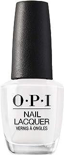 OPI Nail Lacquer - Esmalte Uñas Duración de Hasta 7 Días Efecto Manicura Profesional - Tonos Blancos y Rosas