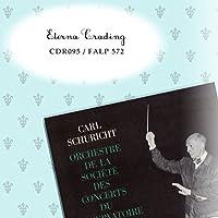 [CD-R] C.シューリヒト指揮パリ音楽院o. ベートーヴェン:交響曲4,8番