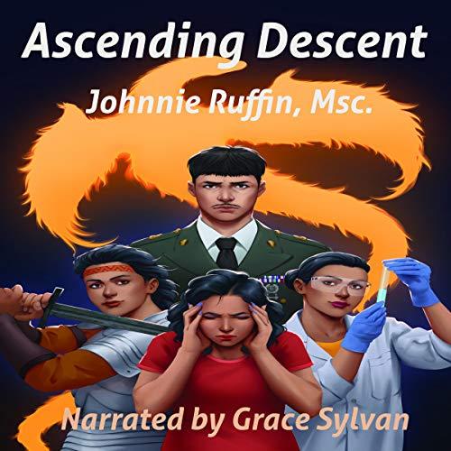Ascending Descent audiobook cover art