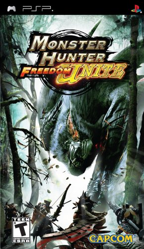 Monster Hunter Freedom Unite - Sony PSP