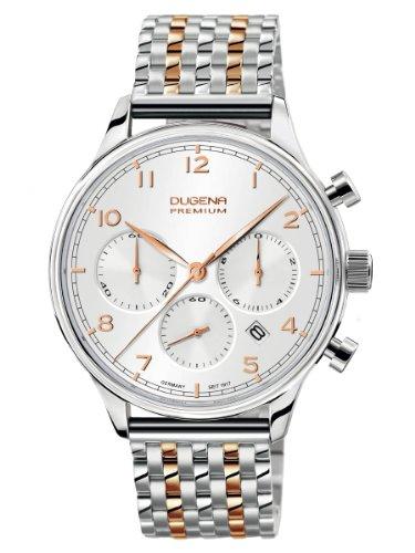 Dugena Reloj Hombre Chrono Sigma XL Premium 20157090203Cronógrafo Cuarzo Acero Inoxidable