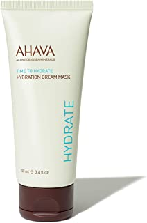 AHAVA Dead Sea Mineral Hydration Cream Masks