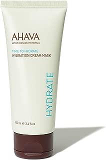 AHAVA Dead Sea Mineral Hydration Cream Masks