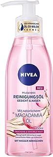 NIVEA Närande Rengöringsolja, För torr och känslig hud, 150 ml