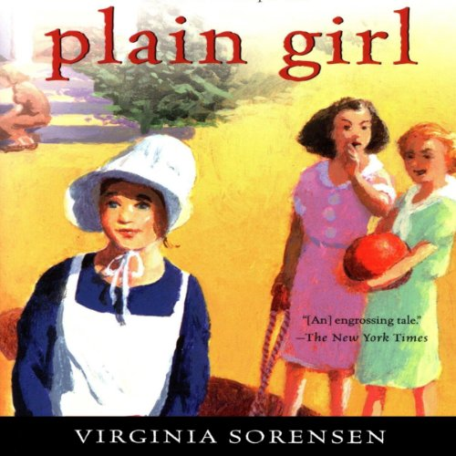 Plain Girl audiobook cover art